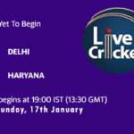 DEL vs HAR Live Score, Syed Mushtaq Ali Trophy, 2021, DEL vs HAR Scorecard Today Match, Playing XI, Pitch Report