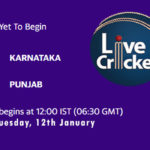 KAR vs PUN Live Score, Syed Mushtaq Ali Trophy, Dream11 Fantasy Cricket Tips, Playing XI, Pitch Report