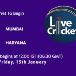 MUM vs HAR Live Score, Syed Mushtaq Ali Trophy, 2021, MUM vs HAR Scorecard Today Match, Playing XI, Pitch Report