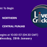 NOR vs CEP Live Score, Pakistan One Day Cup, NOR vs CEP Scorecard Today Match, Playing XI, Pitch Report