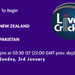 NZ vs PAK 2nd Test Live Score, NZ vs PAK 2nd Test Scorecard Today, NZ vs PAK 2nd Test Lineup