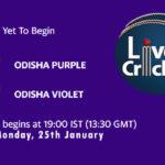 ODP-W vs ODV-W Live Score, Odisha Womens Cricket League, 2021, ODP-W vs ODV-W Scorecard Today Match, Playing XI, Pitch Report