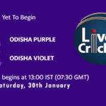 ODP-W vs ODV-W Live Score, Odisha Women's T20, ODP-W vs ODV-W Scorecard Today Match, Playing XI, Pitch Report