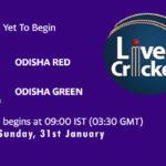 ODR-W vs ODG-W Live Score, Odisha Women's T20, ODR-W vs ODG-W Scorecard Today Match, Playing XI, Pitch Report