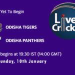 ODT vs OPA Live Score, Odisha T20 Cricket League, ODT vs OPA Scorecard Today, ODT vs OPA Playing XIs