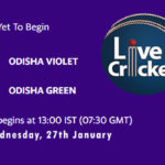 ODV-W vs ODG-W Live Score, Odisha Women's T20 2021, ODV-W vs ODG-W Scorecard Today Match, Playing XI, Pitch Report