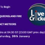 QUN-W vs AM-W Live Score, Women's National Cricket League 2021, QUN-W vs AM-W Scorecard Today Match, Playing XI, Pitch Report