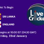 SL vs ENG Live Score, 2nd Test, England tour of Sri Lanka, 2021, SL vs ENG Scorecard Today Match, Playing XI, Pitch Report