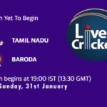 TN vs BRD Live Score, Final, Syed Mushtaq Ali Trophy 2021, TN vs BRD Scorecard Today Match, Playing XI, Pitch Report
