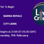 BAR vs CLI Live Score, ECS Spain, Barcelona, 2021, BAR vs CLI Scorecard Today Match, Playing XI, Pitch Report