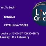 BEN vs CAT Live Score, ECS Spain, Barcelona, 2021, BEN vs CAT Scorecard Today Match, Playing XI, Pitch Report