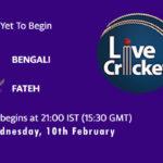 BEN vs FTH Live Score, ECS Spain, Barcelona, 2021, BEN vs FTH Scorecard Today Match, Playing XI, Pitch Report