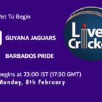 GUY vs BAR Live Score, Super50 Cup, 2021, GUY vs BAR Scorecard Today Match, Playing XI, Pitch Report