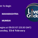 MAH vs MUM Live Score, Vijay Hazare Trophy 2021, MAH vs MUM Dream11 Prediction, Pitch Report