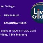 MIB vs CAT Live Score, ECS Spain, Barcelona, 2021, MIB vs CAT Scorecard Today Match, Playing XI, Pitch Report
