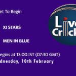 XI-S vs MIB Live Score, ECS Spain, Barcelona, 2021, XI-S vs MIB Scorecard Today Match, Playing XI, Pitch Report