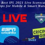 10 Best IPL Live Scorecard Apps for Mobile & Smart Watch