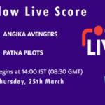 AA vs PP Live Score, 1st Semi-Final, Bihar Cricket League T20, 2021, AA vs PP Scorecard Today