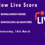 BAK vs BAG Live Score, ECS Spain, Barcelona, 2021, BAK vs BAG Dream11 Today Match
