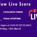 CAT vs RAS Live Score, 1st Semi-Final, ECS Spain, Barcelona, 2021, CAT vs RAS Dream11 Today Match