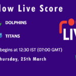 DOL vs TIT Live Score, Final, 4-Day Franchise Series, 2020-21, DOL vs TIT Scorecard Today