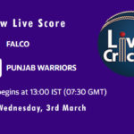 FAL vs PUW Live Score, ECS Spain, Barcelona, 2021, FAL vs PUW Dream11 Match Prediction Today