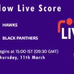 HAW vs BLP Live Score, ECS Spain, Barcelona, 2021, HAW vs BLP Dream11 Today Match