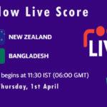 NZ vs BAN Live Score, 3rd T20I, Bangladesh tour of New Zealand, 2021, NZ vs BAN Fantasy Cricket Tips