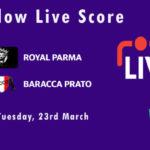 ROP vs BAP Live Score, ECS Italy Bologna 2021, ROP vs BAP Scorecard Today