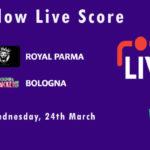 ROP vs BOL Live Score, ECS Italy Bologna 2021, ROP vs BOL Scorecard Today