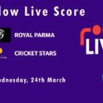 ROP vs CRS Live Score, ECS Italy Bologna 2021, ROP vs CRS Scorecard Today