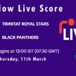 TRS vs BLP Live Score, ECS Spain, Barcelona, 2021, TRS vs BLP Dream11 Today Match