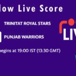 TRS vs PUW Live Score, ECS Spain, Barcelona, 2021, TRS vs PUW Dream11 Today Match