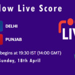 DC vs PBKS Live Score, IPL 2021, DC vs PBKS Scorecard Today, DC vs PBKS Dream11 Team Prediction