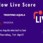 TRA vs PAD Live Score, ECS T10 Venice 2021, TRA vs PAD Scorecard Today, TRA vs PAD Playing XIs