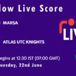 MAR vs AUK Live Score, ECS Malta 2021, MAR vs AUK Playing XIs