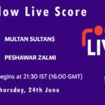 MUL vs PES Live Score, Final, Pakistan Super League, 2021, MUL vs PES Playing XIs