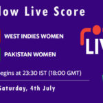 WI-W vs PK-W Live Score, Pakistan Women tour of West Indies, 2021, WI-W vs PK-W Playing XIs